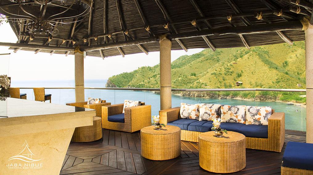 hotel taganga jaba nibue  reception