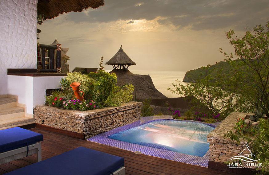 hotel taganga luxe
