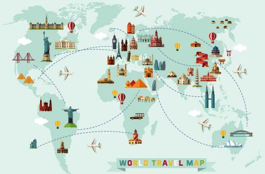 47 pays visités : les tops et les flops !