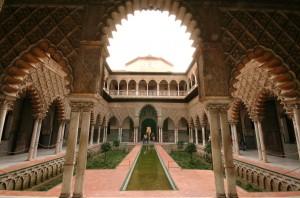 alcazar seville blog voyage