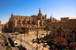 catedrale seville blog voyage
