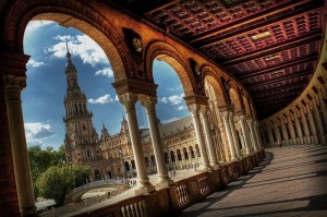 plaza espana sevilla blog voyage