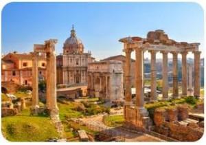 forum rome blog visites