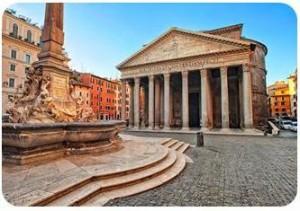 pantheon rome blog visites
