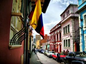 Bogota La-Candelaria