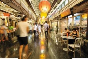 Chelsea Market blog voyage