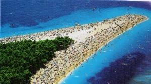 plages croatie brac