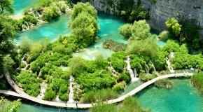 Croatie : le Parc de Plitvice