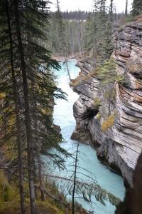 Athabasca - blog voyage