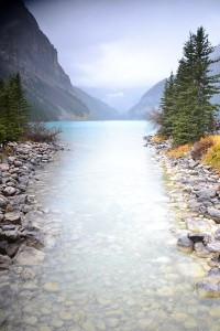 Lake Louise - voyageur-attitude