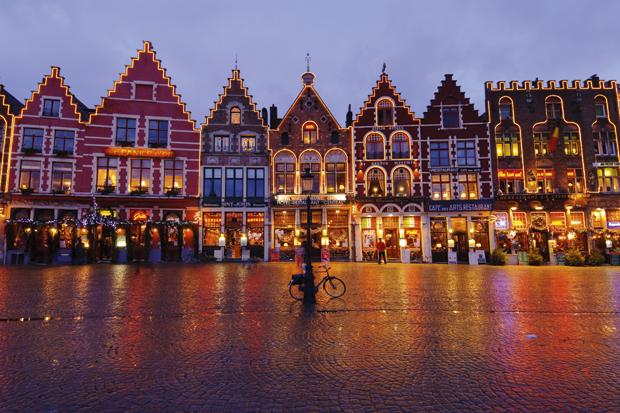 Que Faire Bruges