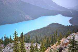lac Peyto - Voyageur Attitude