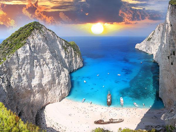 plage Zakynthos