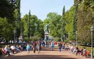 Esplanade parc Helsinki