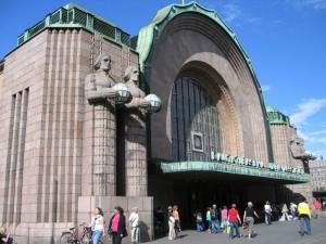 Gare d'helsinki