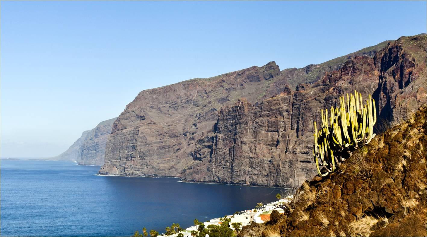Falaises de los Gigantes Tenerife