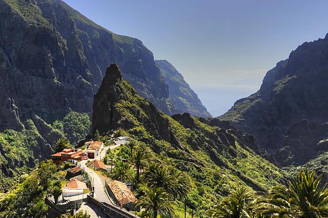 Tenerife blog voyage