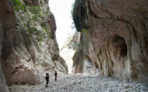 Canyon Sardaigne