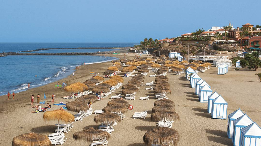 Playa del Duque Tenerife