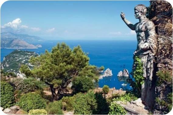 Capri blog voyage