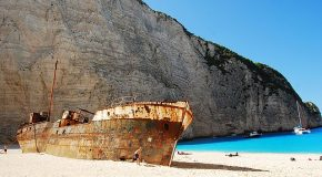 Zakynthos, cote d'azur à la grecque