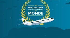Top 5 des meilleures compagnies aériennes