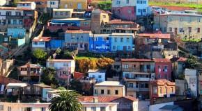 Valparaiso, la ville qui change une vie !