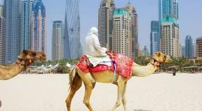 Une escale à Dubai
