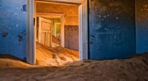 11 photos de lieux abandonnés… ou quand la Nature reprend ses droits !