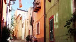 Sardaigne : partie Ouest